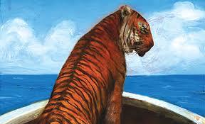 Pi image - tiger