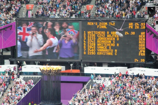 Paralympics Saturday