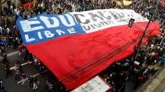 Chile education campaign
