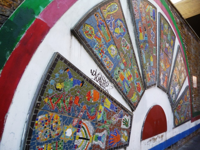 Mosaic, Brick Lane, Shoreditch © 3Di Associates Photography