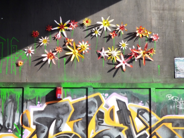 Flowers in Brick Lane © 3Di Associates Photography