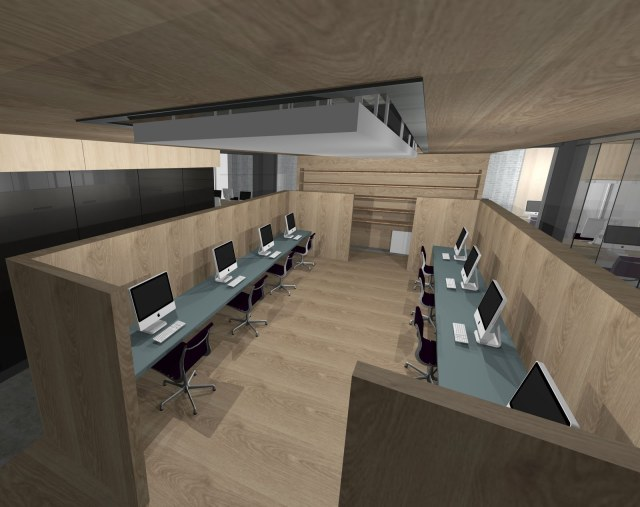 Hot Desking Perspective