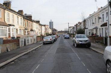 Street in London