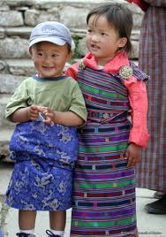 Bhutan children [1]