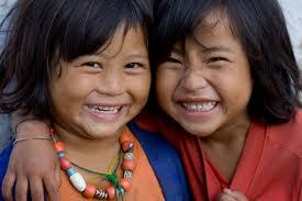 Bhutan children [3]