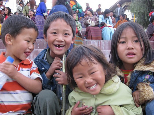 Bhutan-happy-kids-540x405