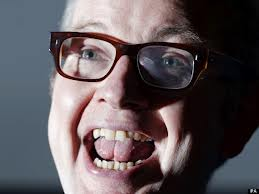Gove open mouth