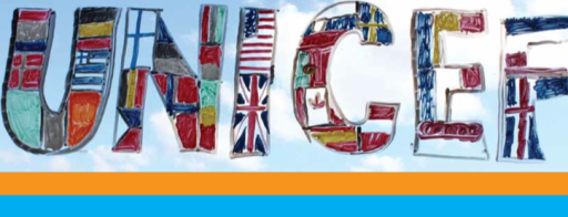Unicef flags