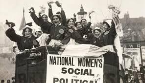 suffragettes 1