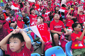 singapore people