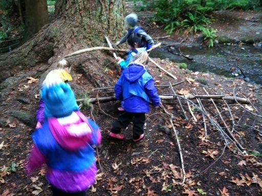 09 26 13 sticks with 4 kids