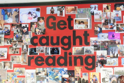 Get Caught Reading