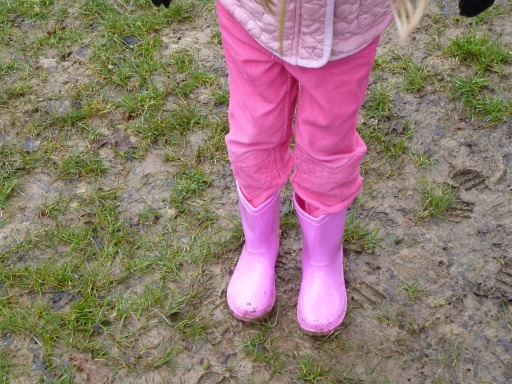 I in mud