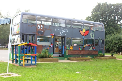 Wroxham Bus