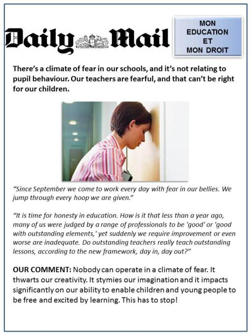 Daily Mail mock up
