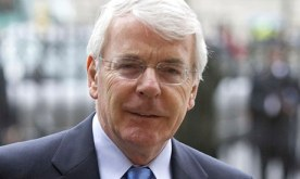 Sir John Major proposes tax on energy companies' excess profits