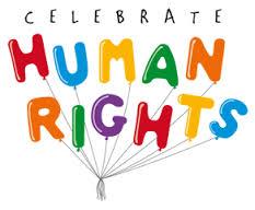 UN human rights balloons