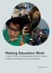 making education work