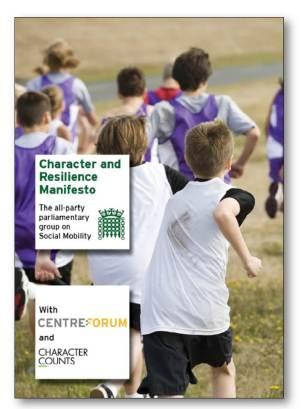 Character and Resilience APPG