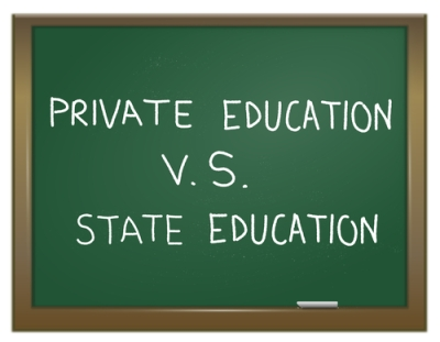 Private versus State sector