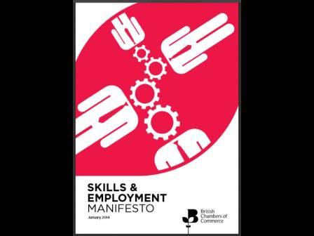 Skills and Employment manifesto