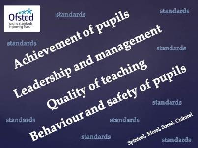 Standards and Ofsted