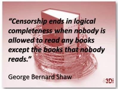 Censorship quote