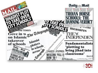 Newspapers Trojan Horse