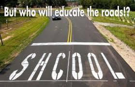 road - shcool