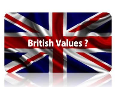 British values [1]