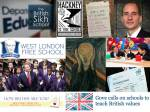 Free schools and British values