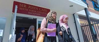 Sir John Cass sixth form