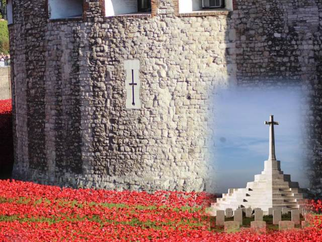 Tower and Tyne Cot