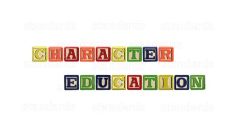 Character education and standards