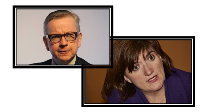 Gove and Morgan