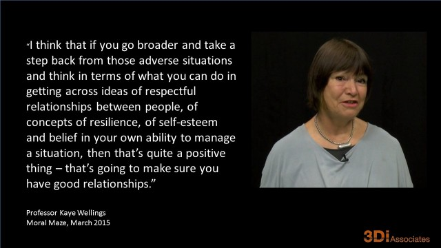 Kaye Wellings quote