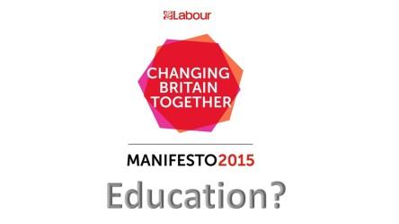 Labour election manifesto