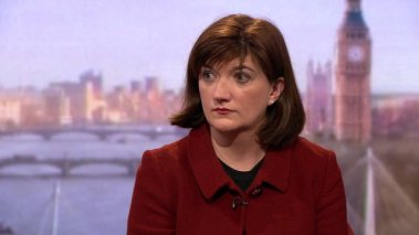 Nicky Morgan [1]