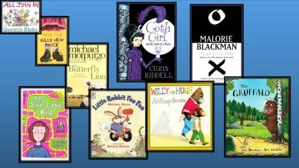 Children's Laureate books