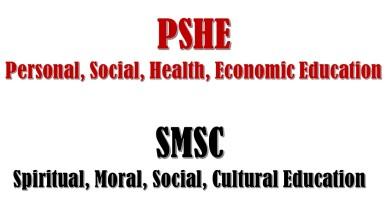 PSHE SMSC