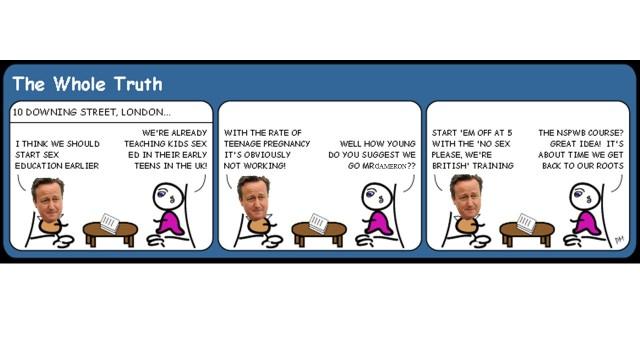 Cameron SRE cartoon