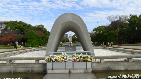 The Peace Memorial - Hiroshima 3Di Photography
