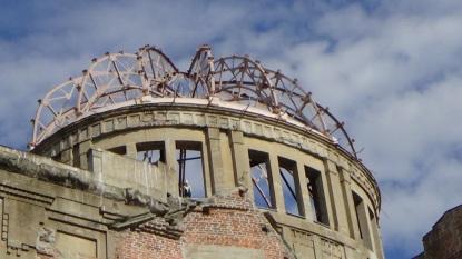 The Peace Dome - Hiroshima 3Di Photography