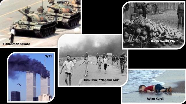 Iconic photos