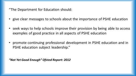 NYGE Ofsted