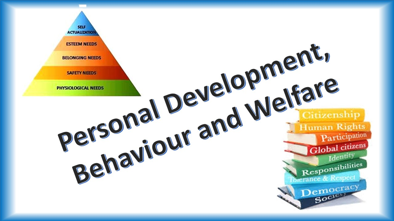 Personal Growth And Development Important Ofsted Chang...