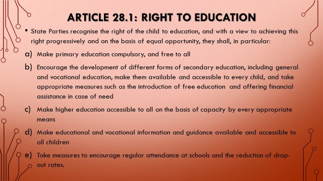 Article 28.1