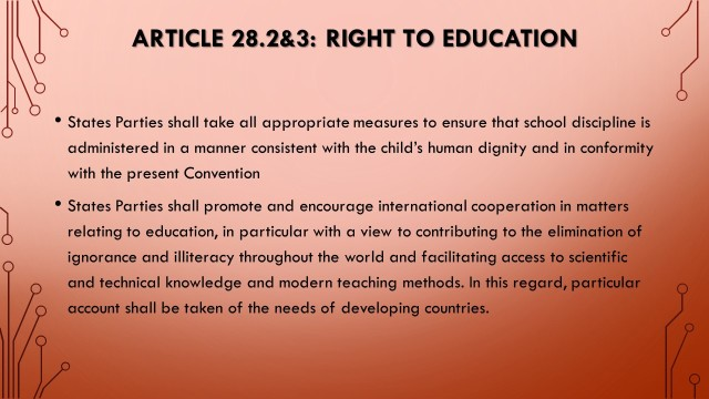 Article 28.2.3.