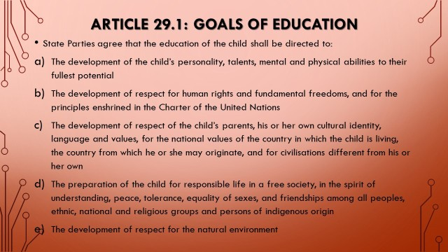 Article 29.1