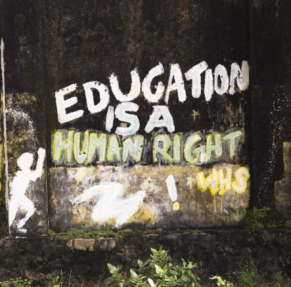 Education is a human right
